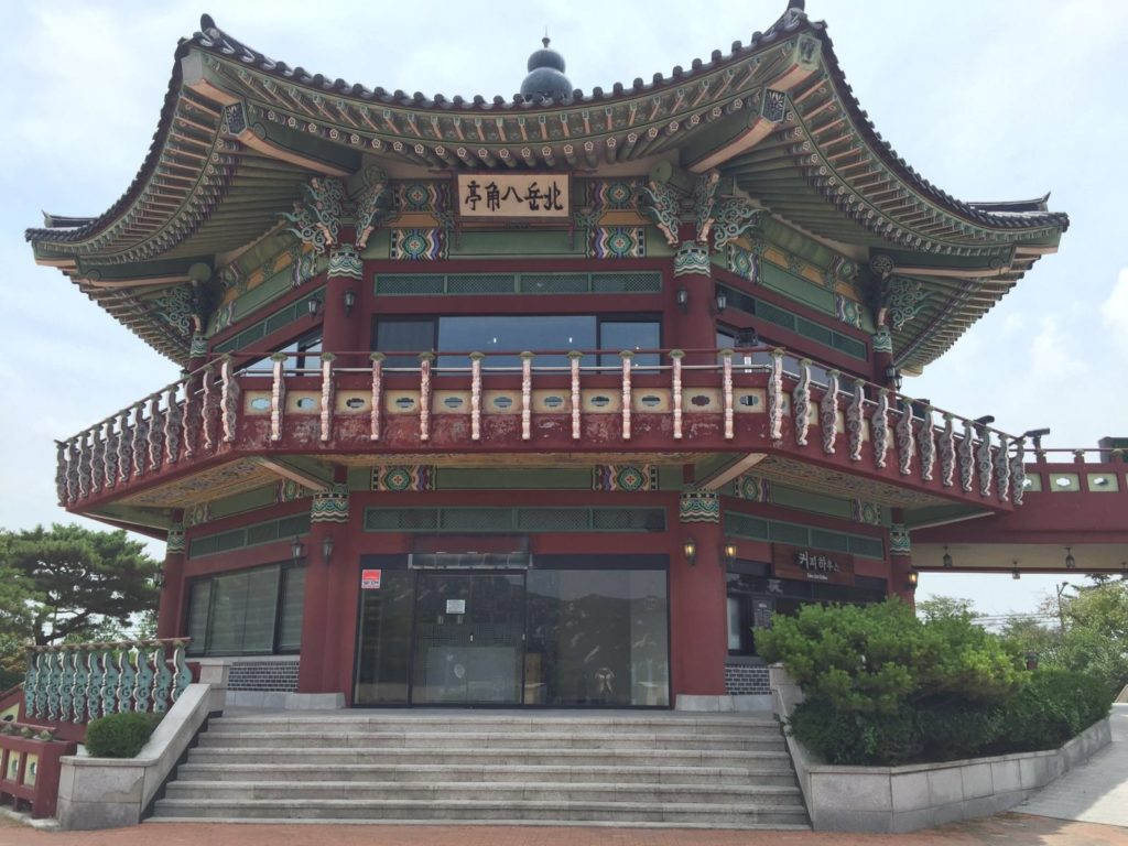 Traditional building